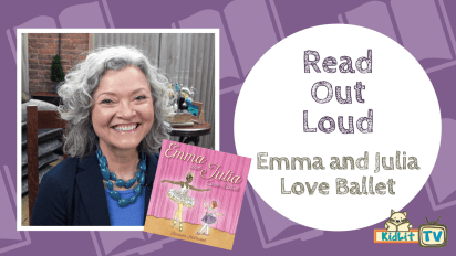 Read Out Loud: EMMA AND JULIA LOVE BALLET