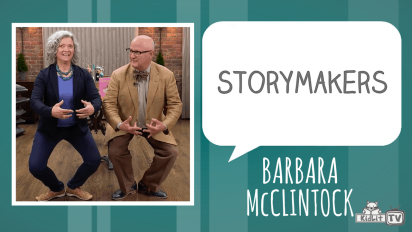 StoryMakers: Barbara McClintock