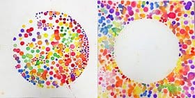 Dot Day | Positive and Negative Space Dots