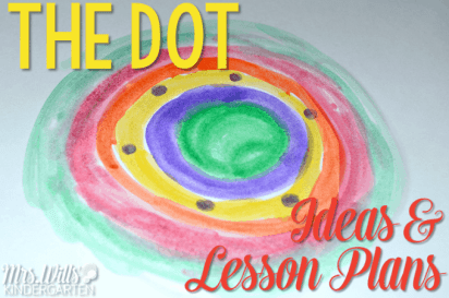 The Dot Lesson Plans | Fun Activities