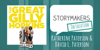 StoryMakers On Location: Katherine Paterson
