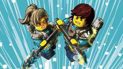 LEGO NEXO KNIGHTS: Knights Academy Book 1