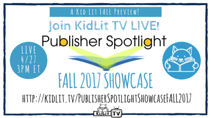Publisher Spotlight FALL 2017 Showcase!