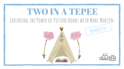 Two in a Tepee with Marc Martin