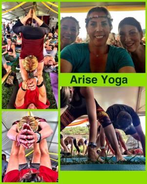 arise yoga