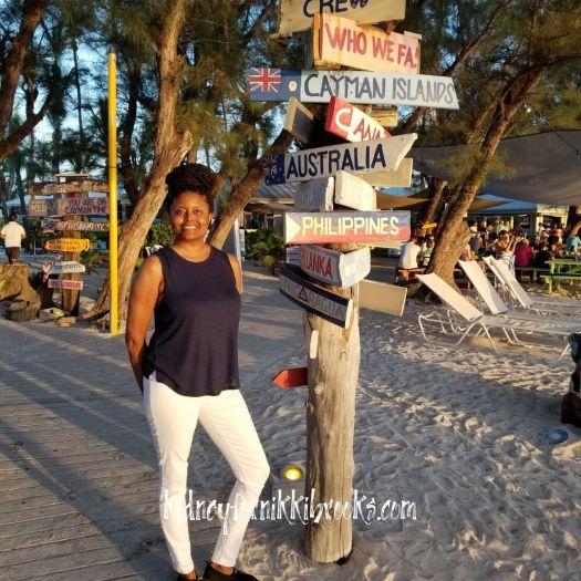 Cyaman Islands trip