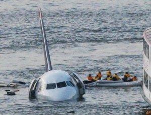 large_hudson river us airways flight splash landing