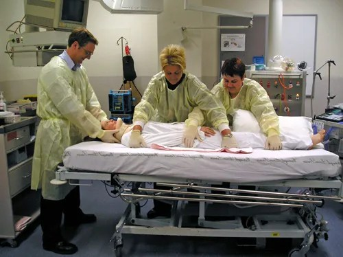 Log Roll - another dogma in trauma management. Now - who is going to do the PR?