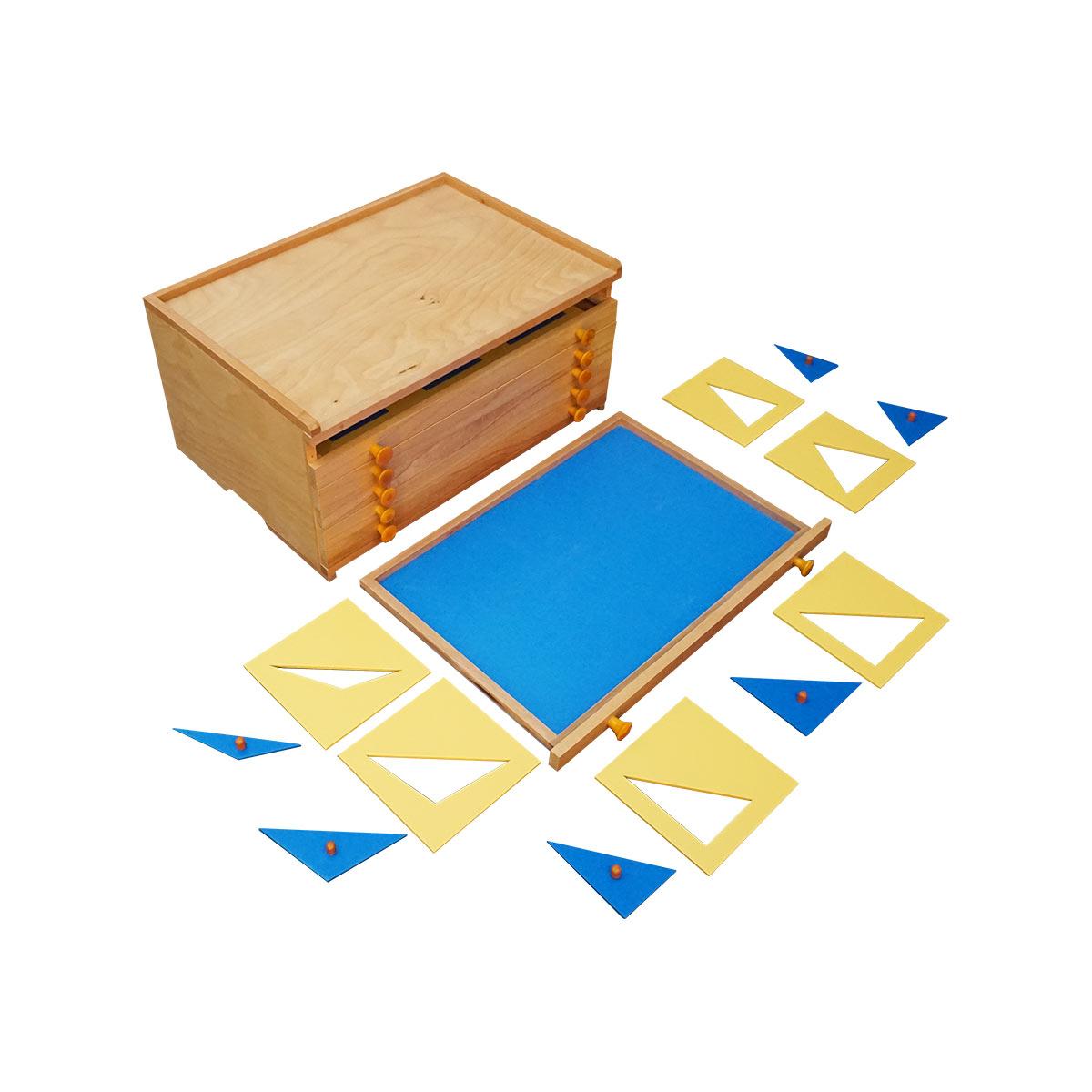 Geometrical Cabinet