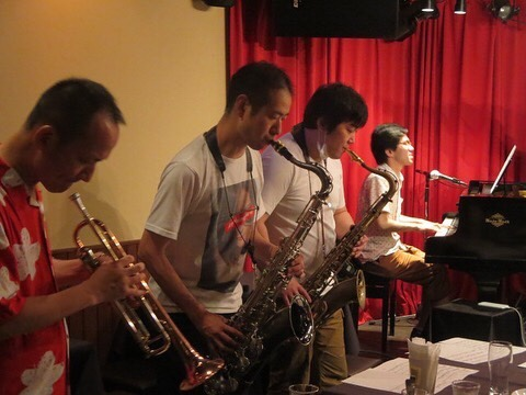 2019/7/19 Jazz&Blues Session Night@越谷Mojo:Moja