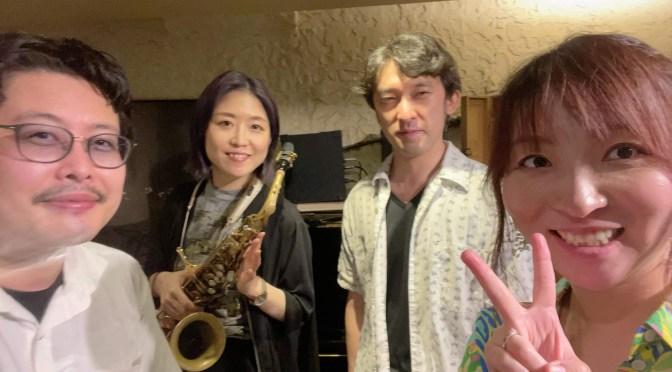 2021/6/25 Latin Jazz Live@赤坂G's Bar