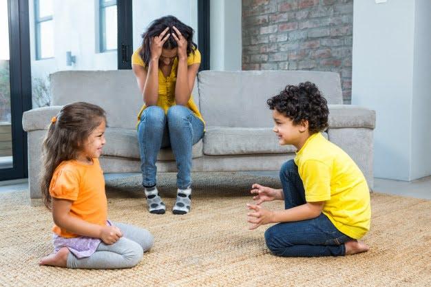 Η επίλυση συγκρούσεων κατά την παιδική ηλικία