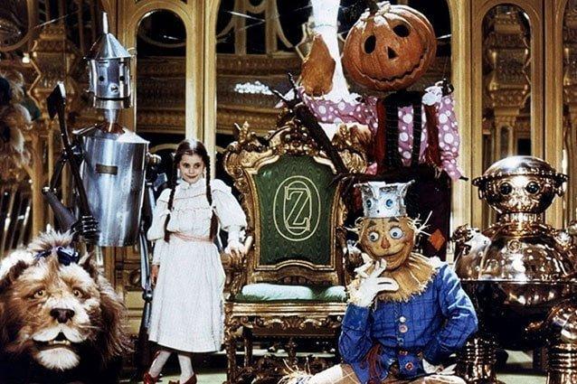 «Return to Oz» περιπέτεια φαντασίας