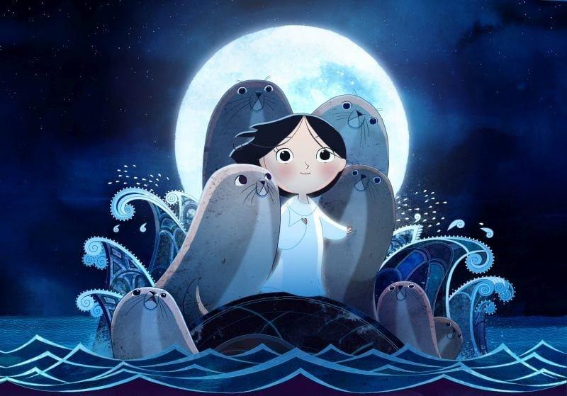 Το τραγούδι της θάλασσας ,animation