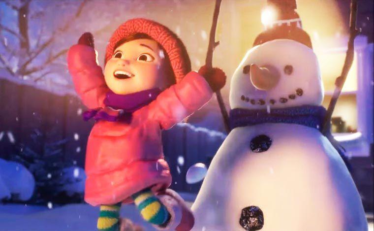 Μία χριστουγεννιάτικη ταινία μικρού μήκους για την πραγματική φιλία (video)