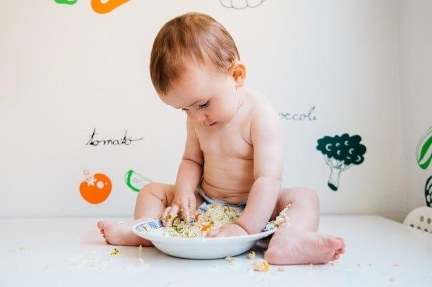 Finger food κατάλληλο για μωρά 6 μηνών