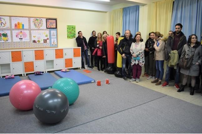 Το πρώτο ελληνικό δημόσιο σχολείο με αίθουσα ηρεμίας