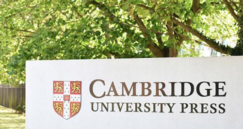 Δωρεάν online πρόσβαση σε 700 ακαδημαϊκούς τίτλους από τον εκδοτικό οίκο Cambridge University Press