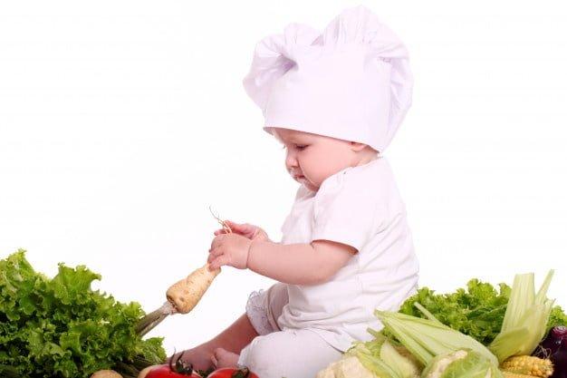 Οδηγίες για την διατροφική διαπαιδαγώγηση των παιδιών από την Διατροφολόγο Μαρκέλλα Μπαϊρακτάρη