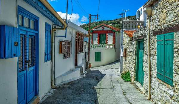 Деревня Омодос (Лимассол, Кипр) - авторский обзор, часы ...