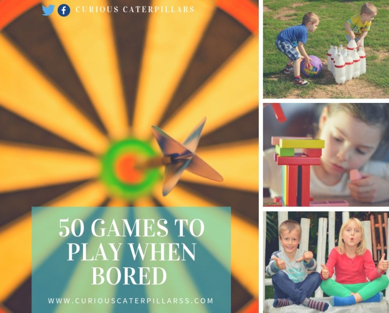 Games to play when bored