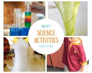 best science activities for kids