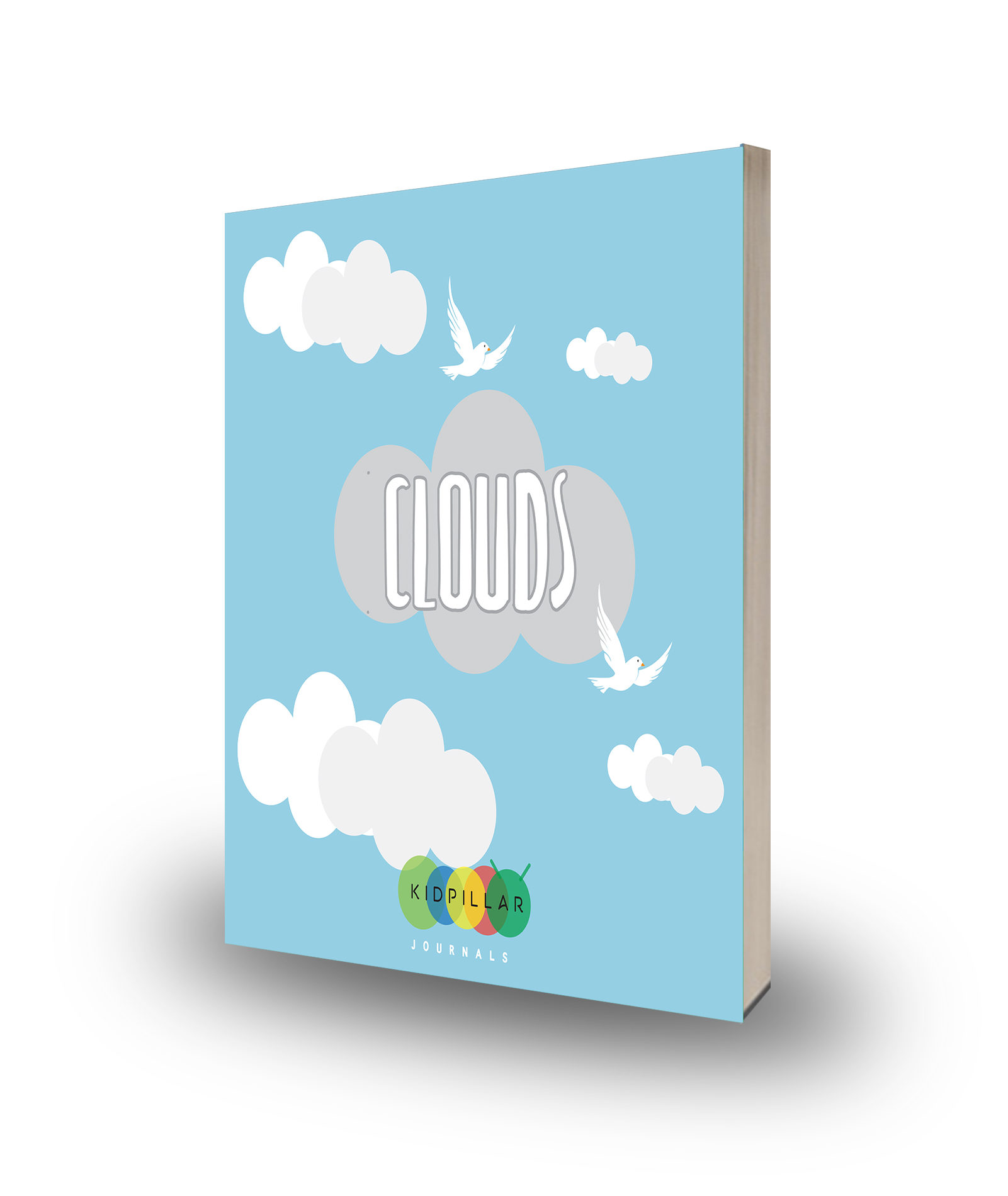 Cloud Science Stem Journals Cloud Type