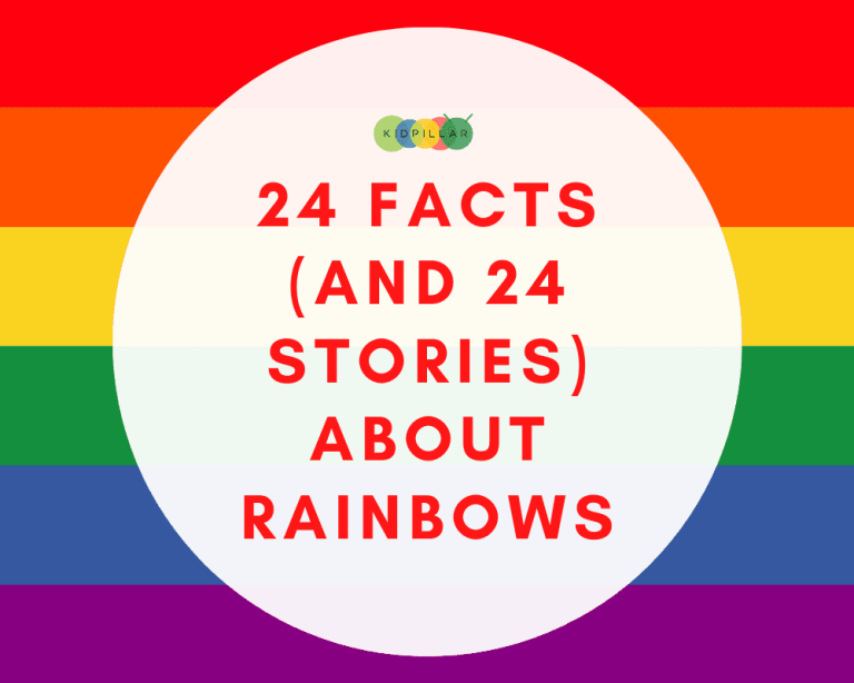 rainbow facts and stories for kids