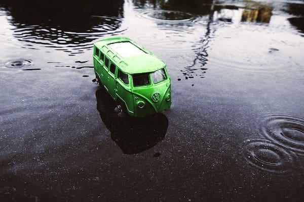 Rain Science for kids