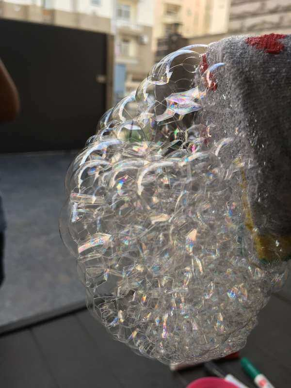 bubble snakes for kids