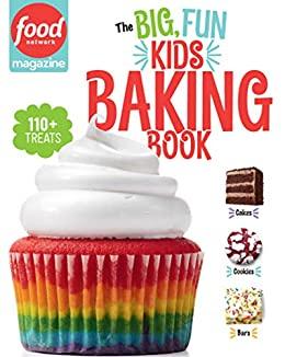 bake books for kids