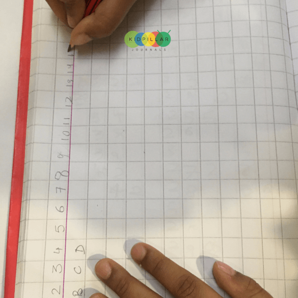 Secret code activity for kids