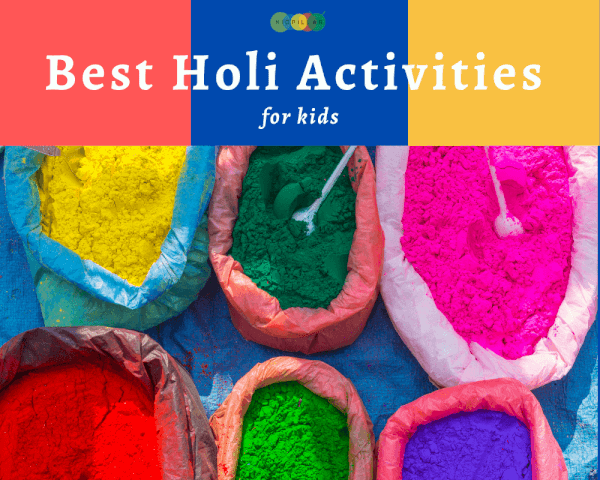 Holi Activities & Games for Kids