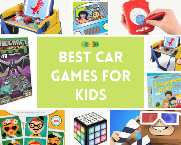 Best Car games for kids