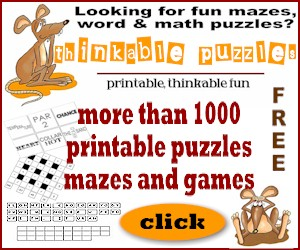 Thinkable Puzzles for Kids
