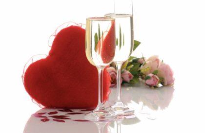 С добри обноски на празника на любовта