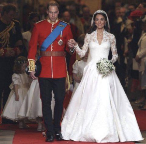 Какво изисква протоколът на кралските сватби – една статия за любознателни