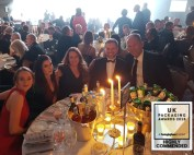 Ultimate attend the UK Packaging Awards 2018