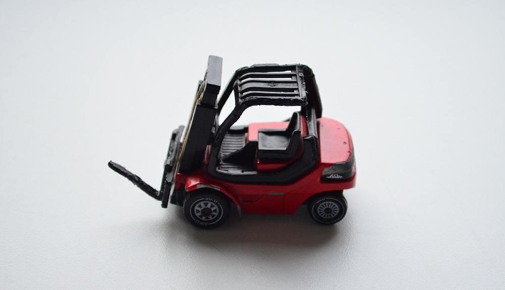 Siku 1:64 Forklift diecast toy