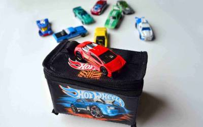 Hot Wheels Cases and bags for diecast cars