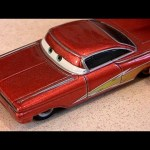 2013 Cars 2 Lightning Ramone NEW Diecast Mattel Disney Retro Radiator Springs Relâmpago Ramon