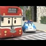 Робокар Поли – Правила дорожного движения – Как безопасно перейти дорогу (мультфильм 2)