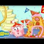 Мультфильм Смешарики – Смешарики 2D – Кто первый? (1 Сезон)