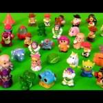 36 Toy Story 3 Squinkies Toys Disney Pixar Buzz, Woody, Jessie, Trixie, Lotso, Buttercup, Hamm, Zurg