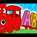ABC songs for children – ABC SONG  – Morphle's Nursery Rhymes