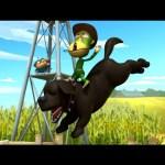 Обезьянки из космоса (Alien Monkeys) – Собака (10 серия)