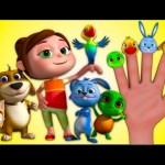 Animal Finger Family | Videogyan 3D Rhymes | Nursery Rhymes & Kids Songs