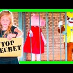 ASSISTANT + Paw Patrol In Real Life Secret Agent Chase TheEngineeringFamily Funny Kids Video