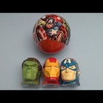 Avengers Surprise Egg Opening Party! With a HUGE GIANT JUMBO Surprise Egg!