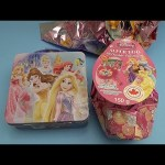 Baby Big Mouth Surprise Egg Lunchbox! Disney Princess Edition! With a JUMBO Surprise Egg!